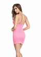 Seville Pink Dress with Triangle Cutouts inset 1