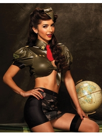 Sexy Army & Military Costumes