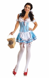 Sexy Dorothy Shaper Costume