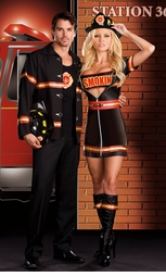 Sexy Firefighter Costumes