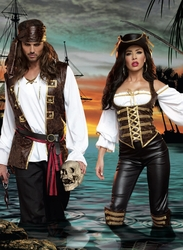 Sexy Pirate Costumes
