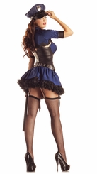 Sexy Police Officer Shaper Costume