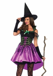 Sexy Witches and Sorceress Costumes