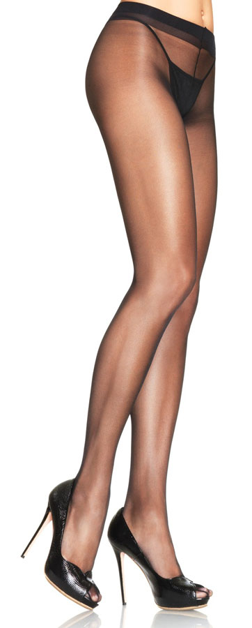 Sheer Spandex Support Pantyhose
