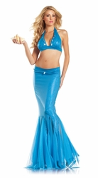 Shimmering Mermaid Costume