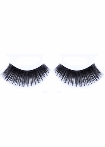 Shiny Black Wet Look Lashes