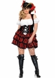 Shipwreck Sexy Pirate Costume inset 1