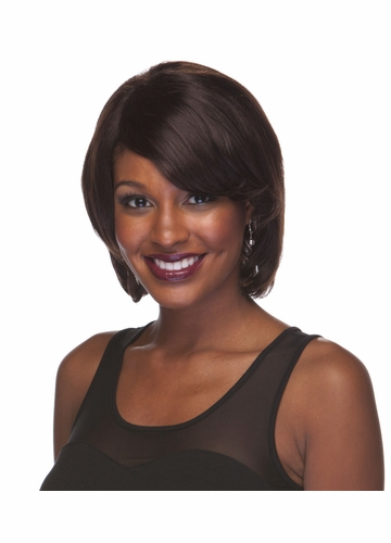 Short 100% Premium Human Hair Wig Catalina