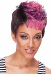 Short Punky Wig for $19.99