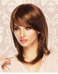 Shoulder Length Layered Wig