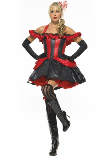 Showgirl Dancer Costume