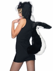 So Stinkin' Cute Skunk Costume