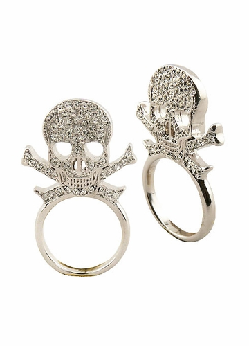 Sparkle Pirate Ring