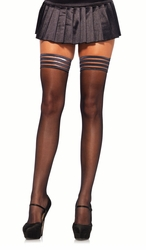 Stay Up Sheer Thigh Highs