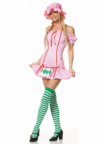 Strawberry Shortcake Fantasy Costume