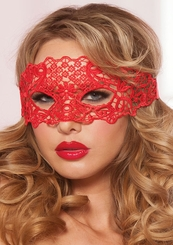 Stretch Lace Mask