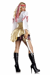 Sultry Sea Siren Pirate Costume