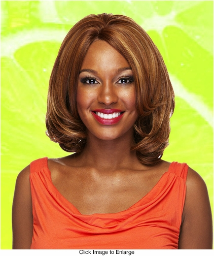 Sumptuous Lace Front Layered Bob Wig