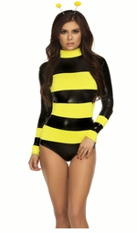 Sweet As Honey Bumble Bee Costume