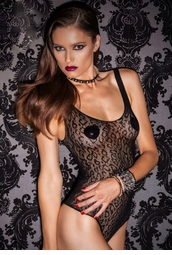 Sweet Nothings in Lace and Net - Exclusive Line by Hauty