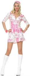 Swinging London Gogo Dress