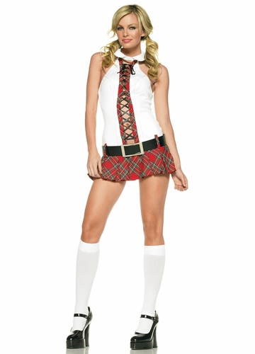 Teacher's Pet Schoolgirl Costume