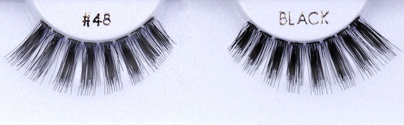 Textured False Lashes