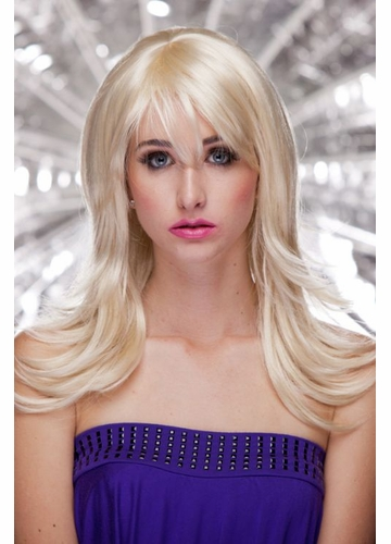 Textured Wig Hannah in California Blonde