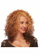 Tight Curl Long Lace Front Wig Erin inset 1