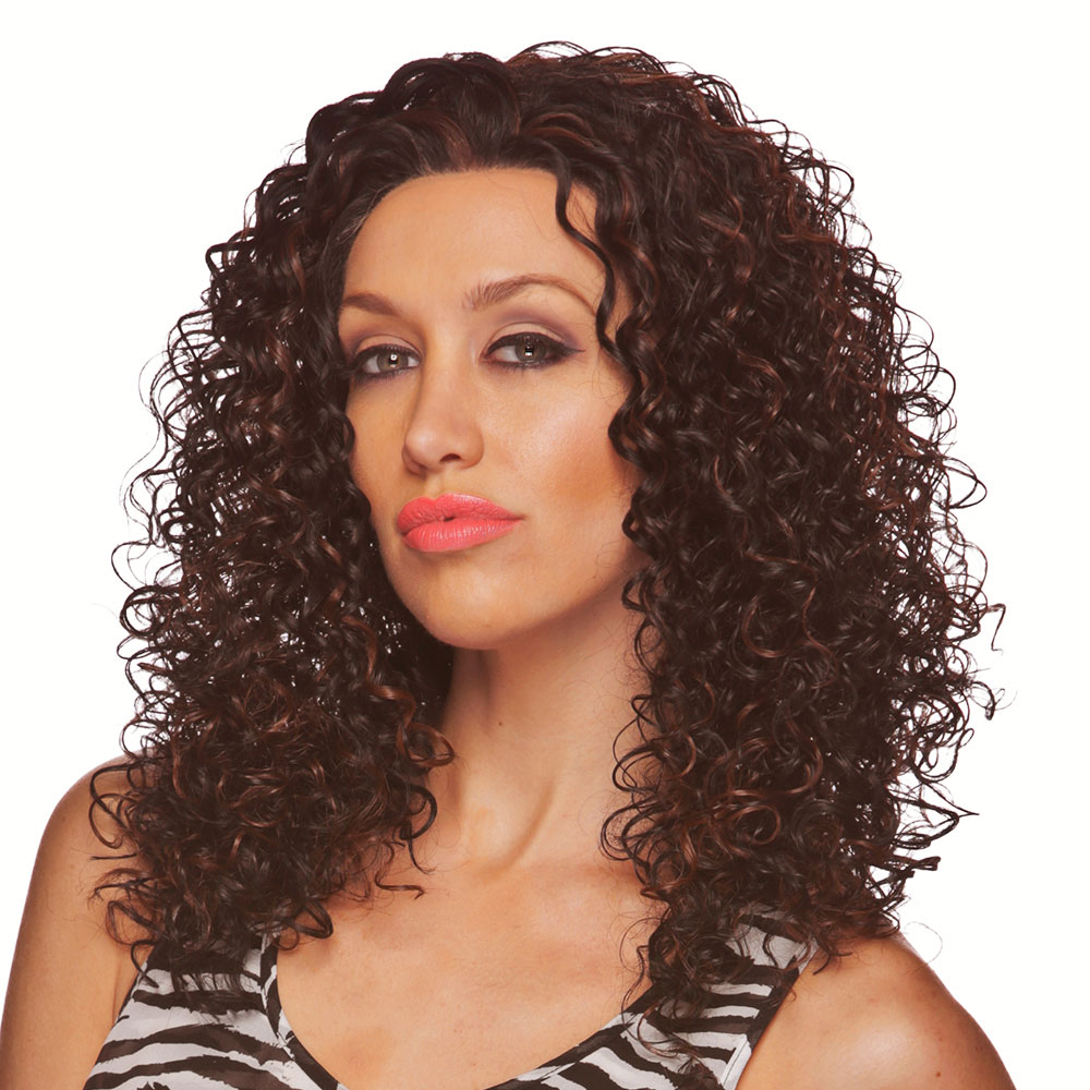 Pin Curling Wigs 117