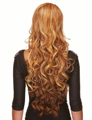 Ultra Long Glamour Curl Lace Front Wig