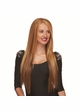 Ultra Long Straight Lace Front Wig inset 1
