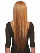 Ultra Long Straight Lace Front Wig