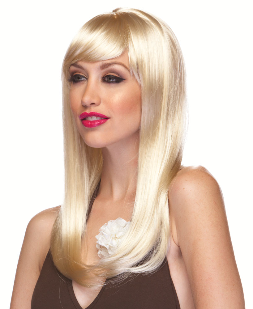 Wig With Long Hair 23