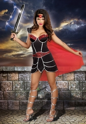 Warrior Babe Costume