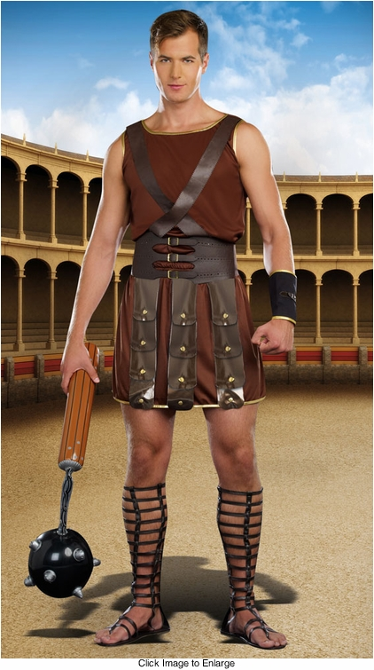 Warrior Costume for Men