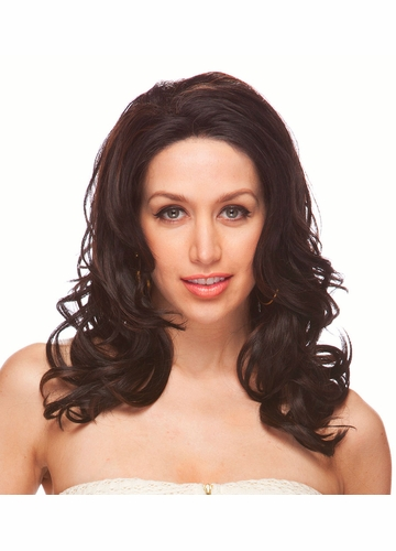 Wavy Layered Lace Front Wig Estee