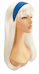 White Alice in Wonderland Wig for $35.00