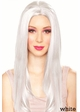 White Mermaid Wavy Wig  inset 1