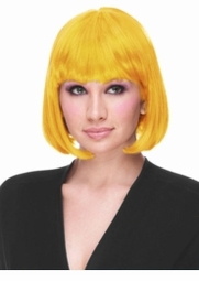 Yellow Wigs Collection