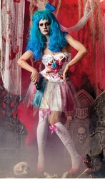 Zombie Candy Girl Costume