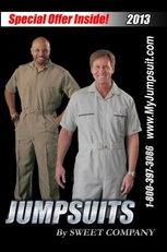 2013 Jumpsuit Catalog