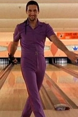 Jesus Quintana Purple Jumpsuit