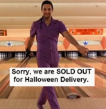 Jesus Quintana Purple - SOLD OUT FOR HALLOWEEN