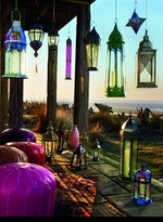 Gypsy Lanterns | Bohemian Lights