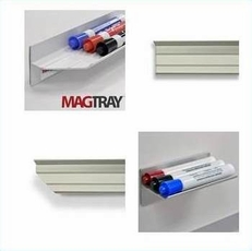 Aluminum & Magnetic Marker Trays