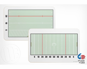 Double Sided Football Field Boards