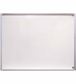 Dry Erase Boards with Map Rail