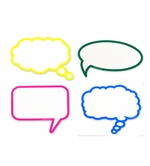 Dry Erase Speech / Thought Bubbles