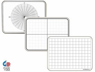 Lap Boards with Grids and Graphs